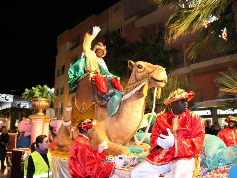How to spend the Three Kings Day in Barcelona